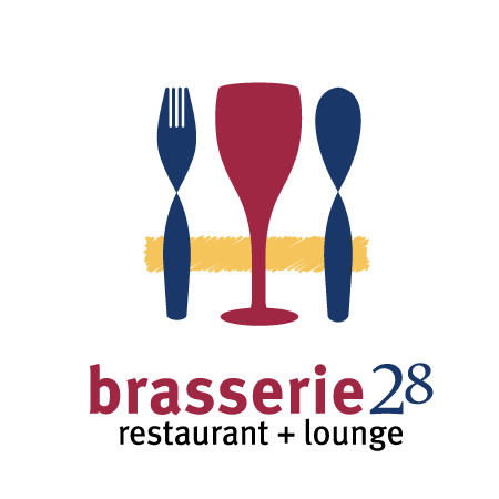 brasserie 28 logo